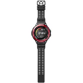 CASIO PRO TREK SMART WSD-F21HR-RDBGE Reloj Inteligente Hombre, Red